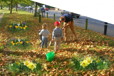Bulb Planting 20 Oct 2pm - 4pm