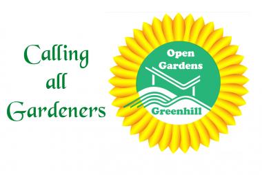 Our Open Gardens Weekend is 22/23 June