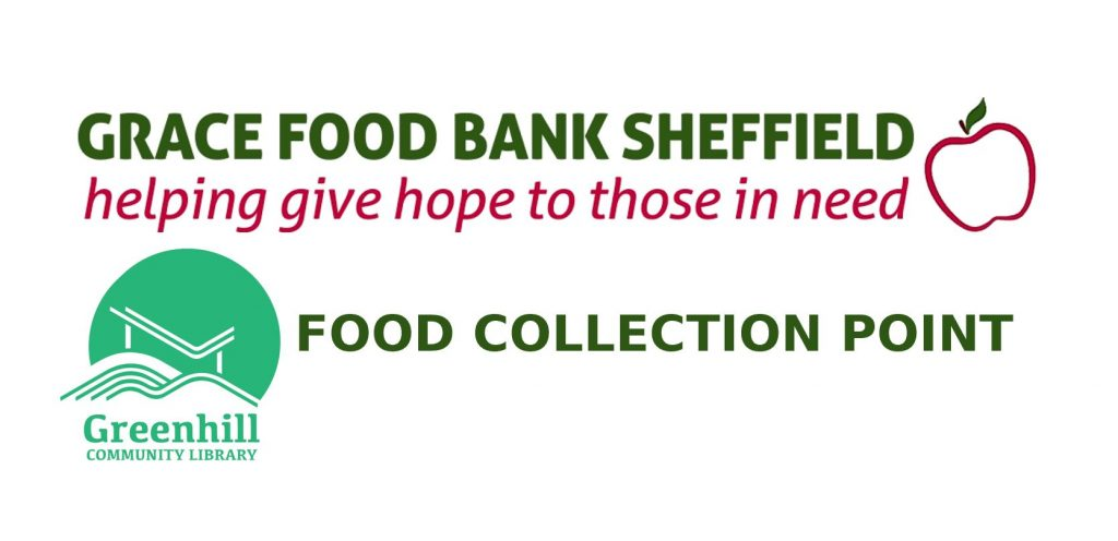 Grace Food Bank Greenhill Library