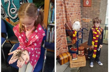 Photos from our Harry Potter Fun Day
